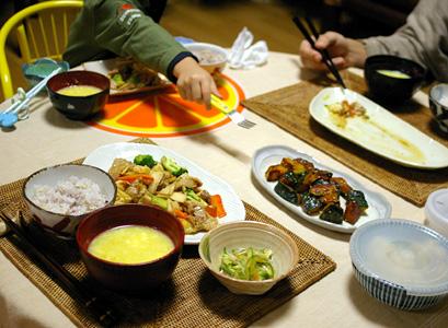 10/23(火)オトナゴハン(中華風野菜炒め)