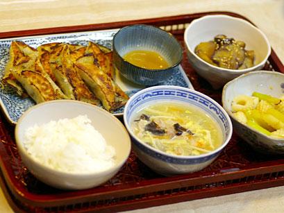 12/22(金)オトナゴハン(西安鍋貼餃子)