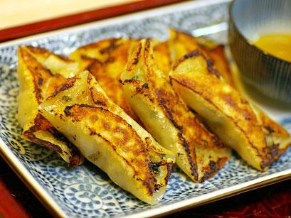 西安鍋貼餃子